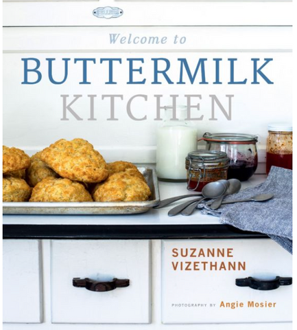 Welcome to Buttermilk Kitchen Cookbook