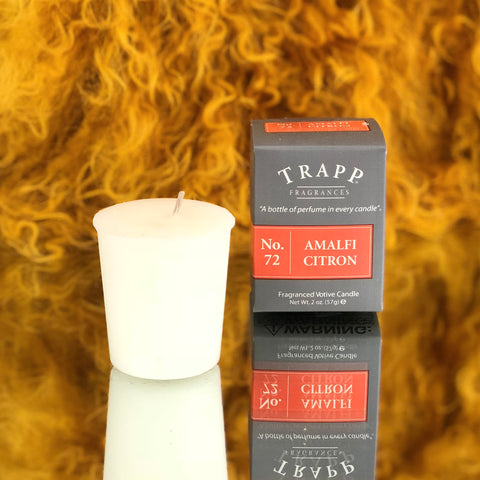 Trapp Votive Candle - Amalfi Citron