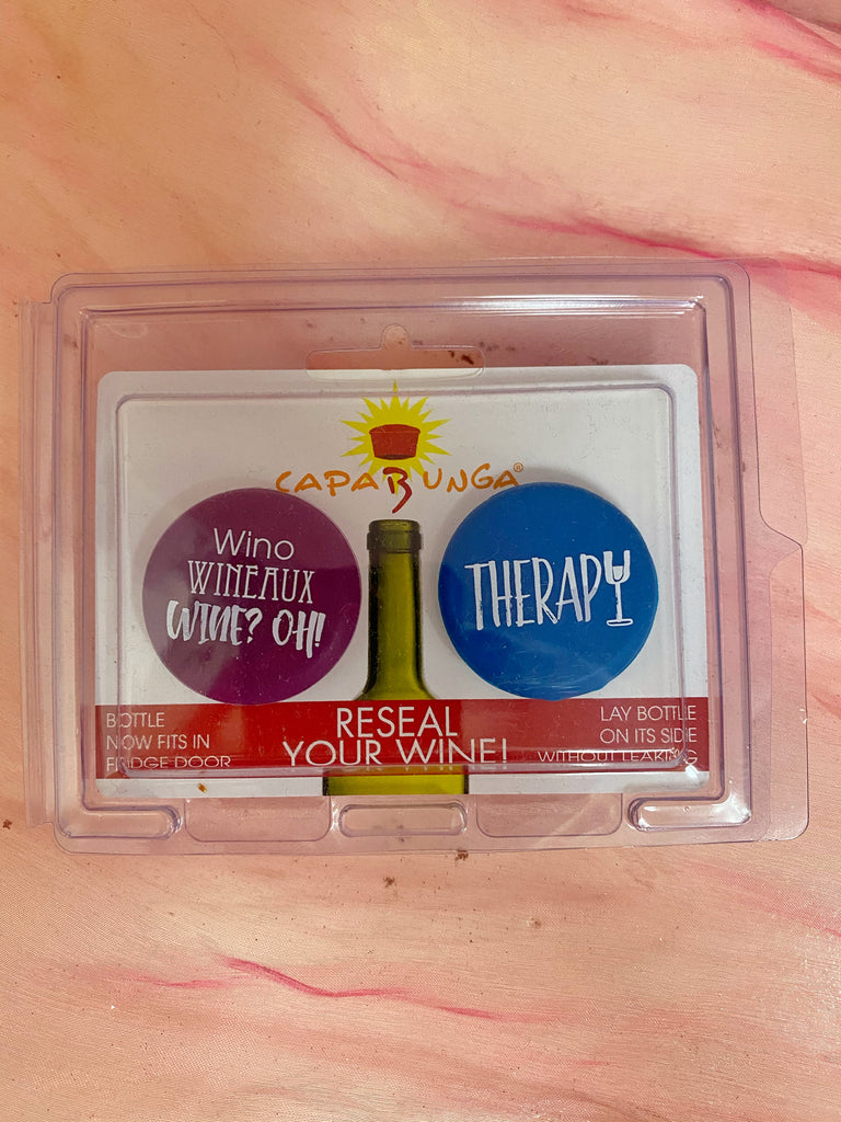 Capabunga Wine Caps