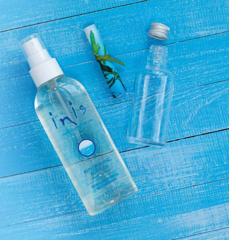 Inis Dry Replenishing Body Oil