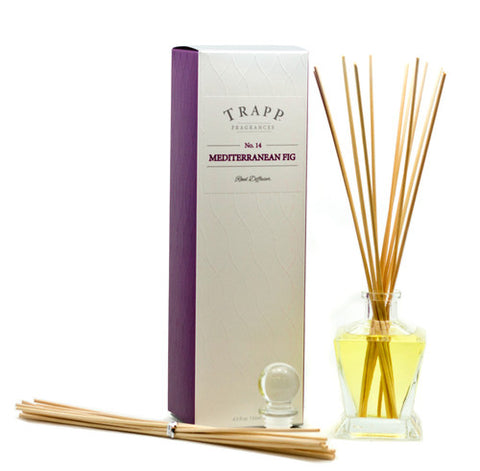 Trapp Reed Diffuser Kit - Mediterranean Fig