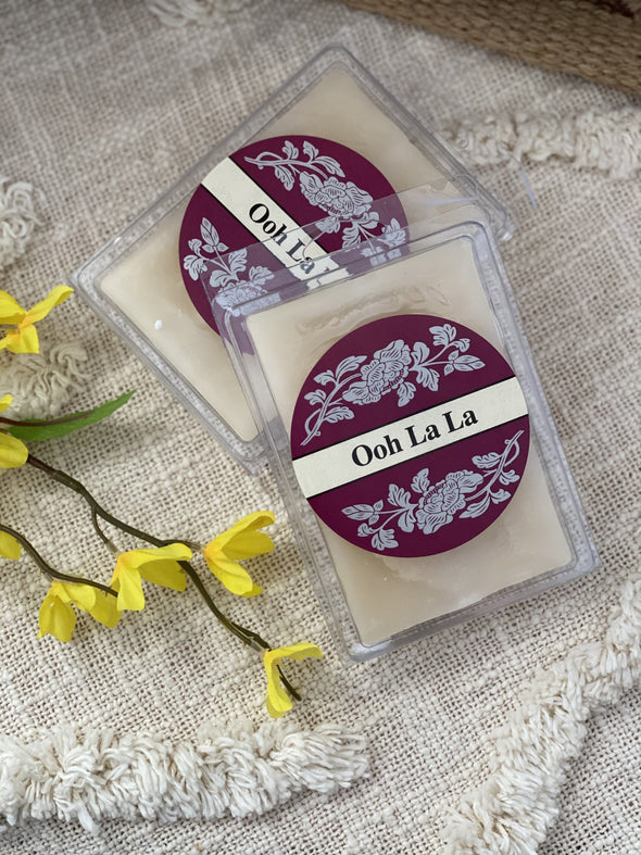 Square Candles Tarts - Ooh La La