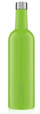 BruMate Winesulator Wine Canteen - Electric Green