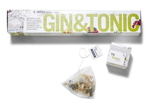 Gin & Tonic Infusions Set 6 pack