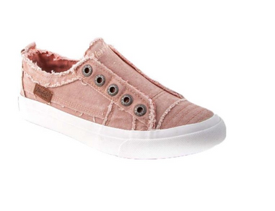 Blowfish Aussie Sneakers - Dusty Pink