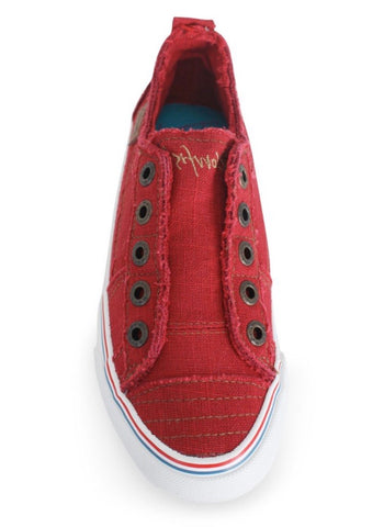 Blowfish Play Sneakers in Jester Red