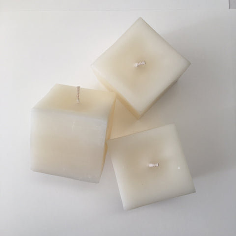 Square Candles - Cottonfield