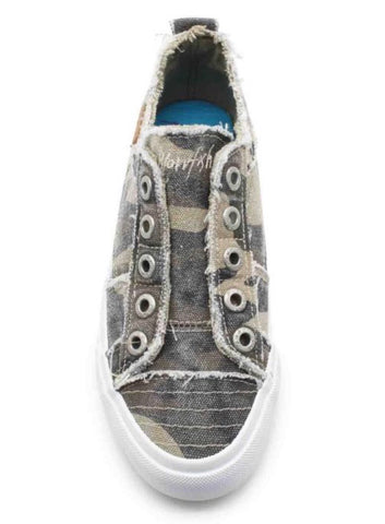 Camo Blowfish Play Sneakers