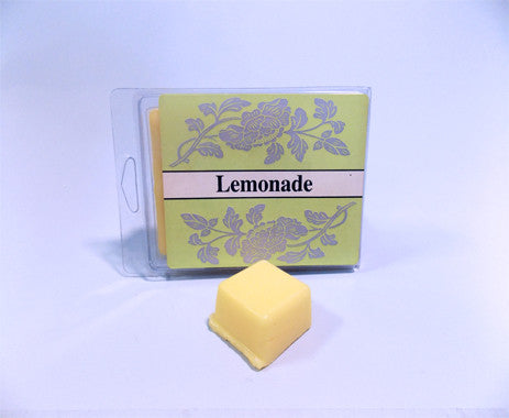 Square Candles - Lemonade Tarts