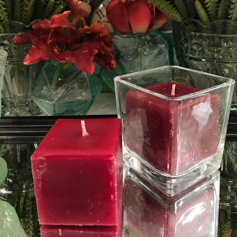 Square Candles - Pometini