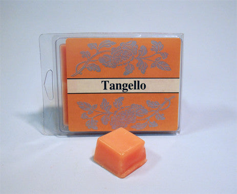 Square Candles - Tangello Square Tart