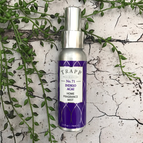 Trapp Room Spray - Indigo Acai