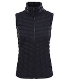 The North Face Womens Thermoball Vest (Black Matte)  INSULATED JACKETSTHE NORTH FACE- Mike Davies Leisure