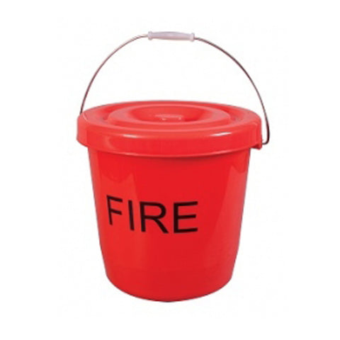 KAMPA 15L FIRE BUCKET WITH LID  CAMPING ACCESSORIESKAMPA- Mike Davies Leisure