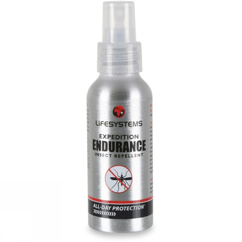 LIFESYSTEMS Expedition Endurance DEET Insect Repellent 100ml  TRAVEL ACCESSORIESLIFESYSTEMS- Mike Davies Leisure