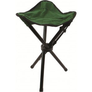 HIGHLANDER TRIPOD STOOL STEEL