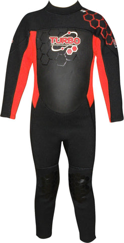 TWF Turbo Kids Full Wetsuit  WET SUITSTHE WETSUIT FACTORY- Mike Davies Leisure