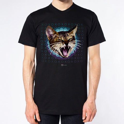 Cat Power T-Shirt –Mens