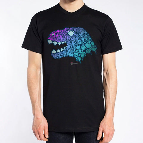 Dinosaur Symbology T-Shirt – Mens
