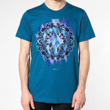 Peace Unfolding T-Shirt – Mens
