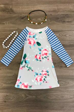 Bailey Blue Dress