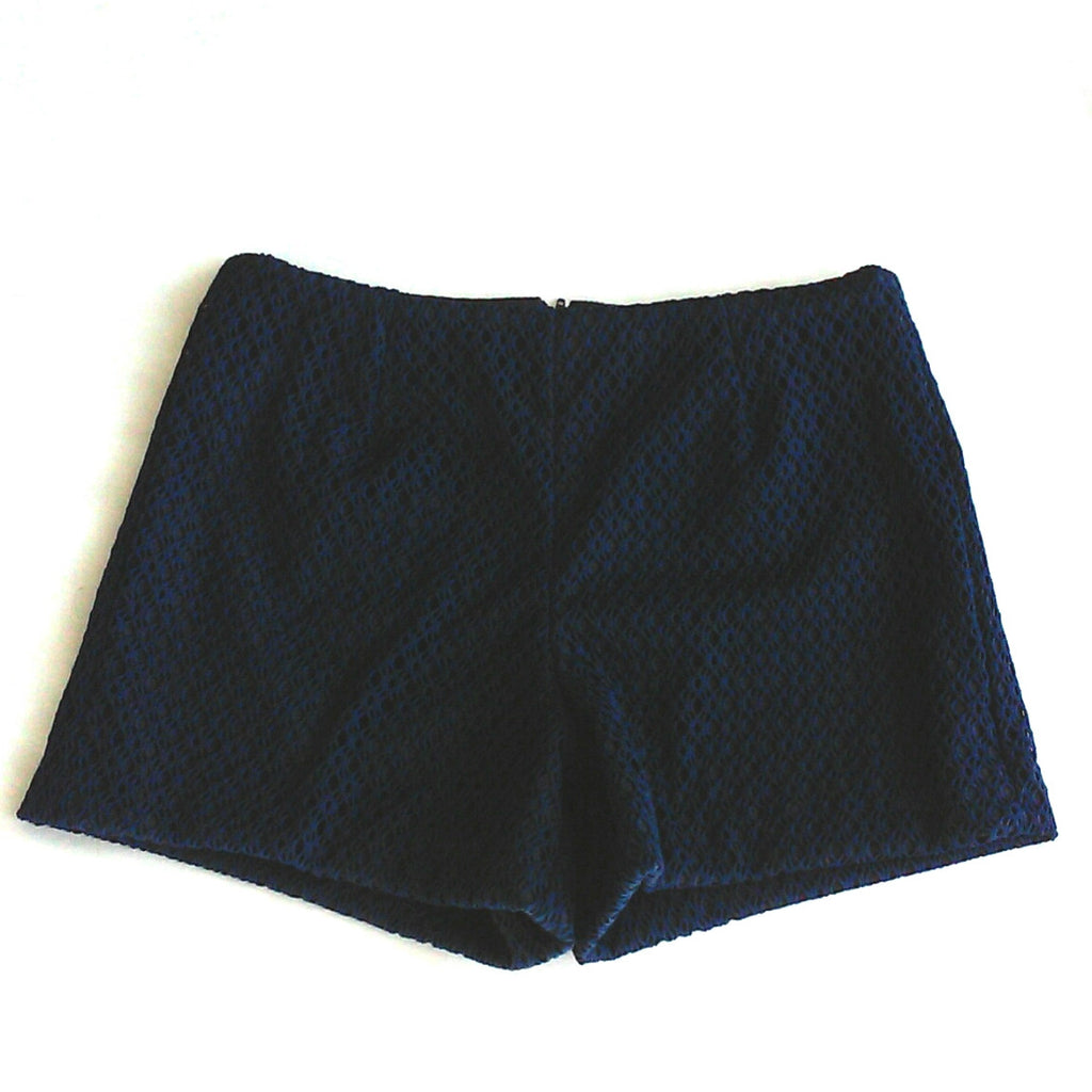 London Navy Shorts