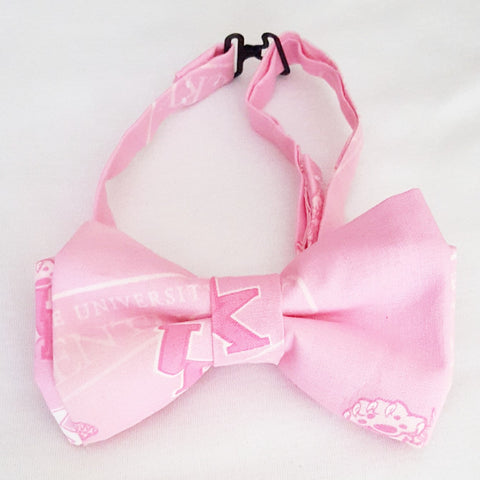 Pink for Kentucky Bowtie