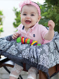 5-in-1 Diaper Tote Bag™ - Pinkabella