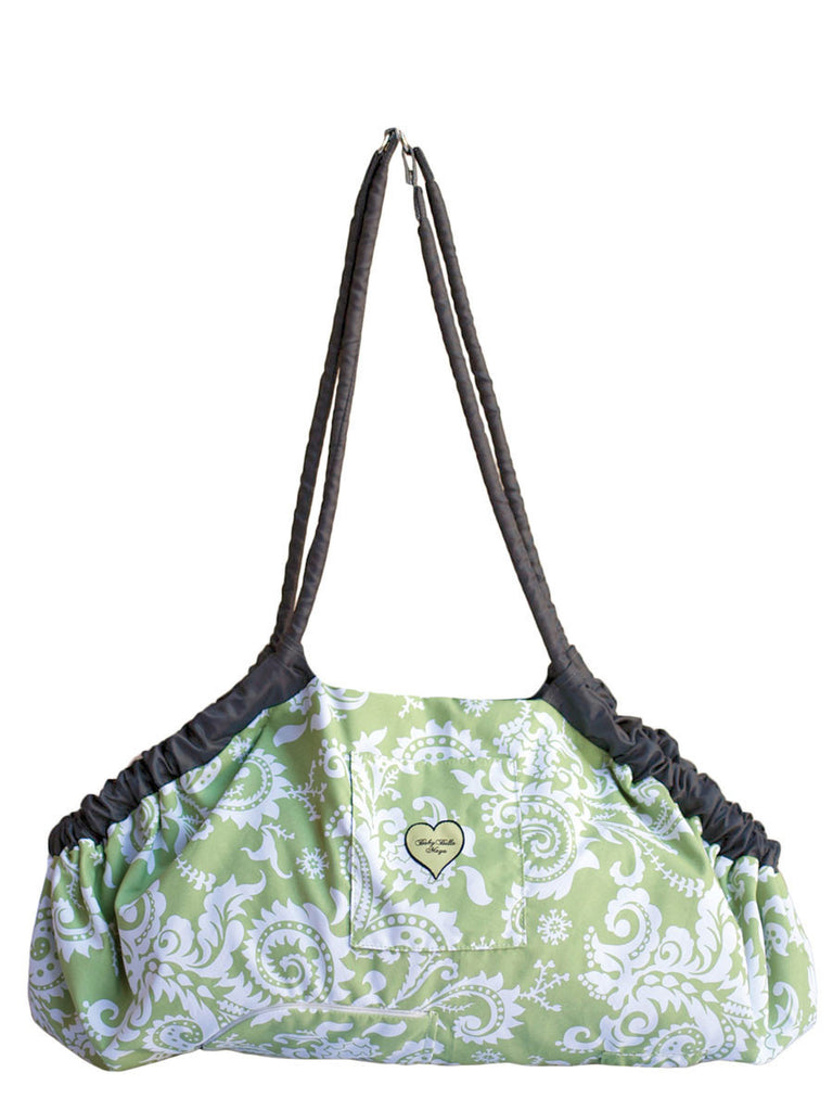 5-in-1 Diaper Tote Bag™ - Sweet Pea