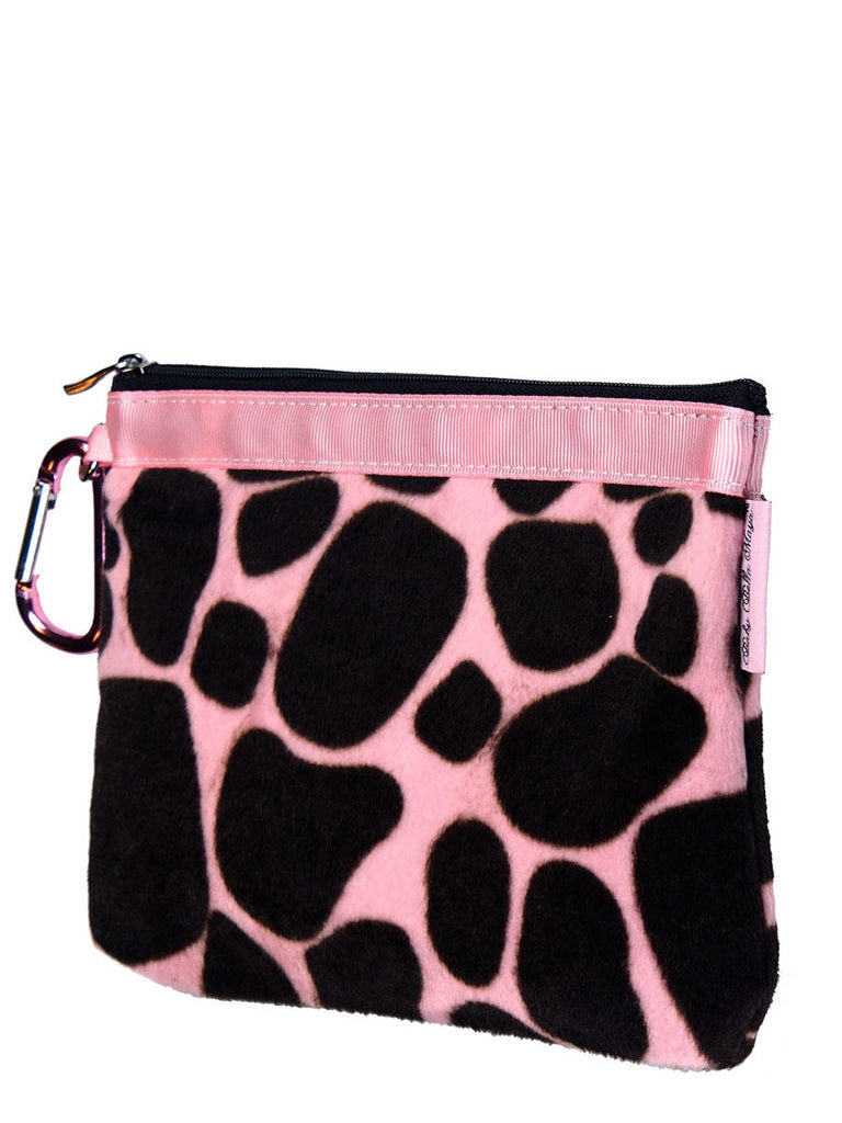 Diaper Clutch - Ginny Giraffe, Small