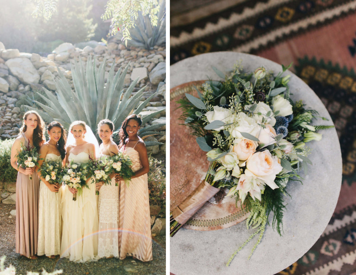 Laurel + Ethan's Nature Inspired Ojai Wedding