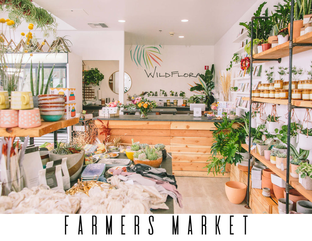 Wildflora Farmer Market Location Now Open!