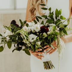 jenna ryan wedding dark white