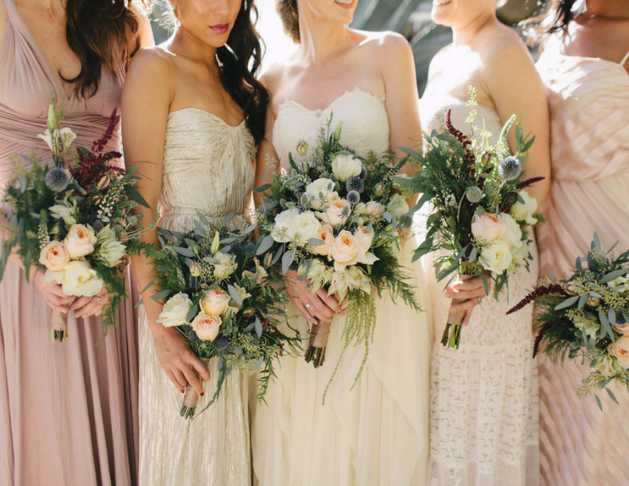 © 2015 Wildflora LA wedding Florals , Photo by Shannen Natasha
