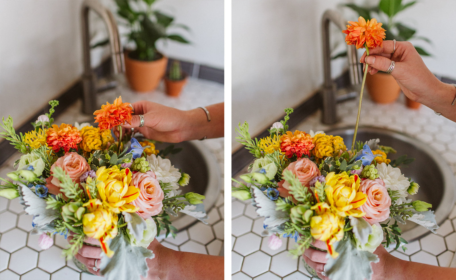 how to lengthen the life of your flower arrangement