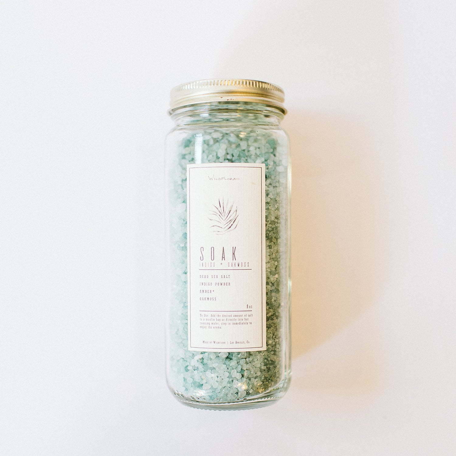 WildFlora Bath Salts