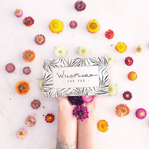 Gift Card to WildFlora