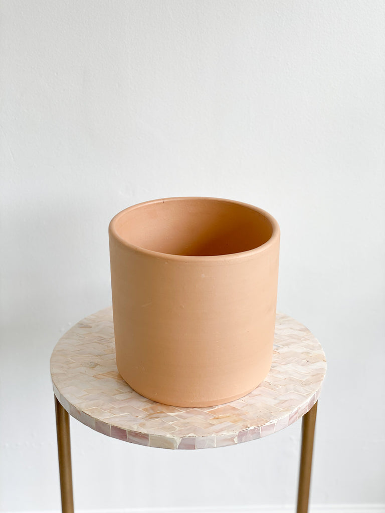 Terra Cotta Cylinder Pots (Varying Sizes)