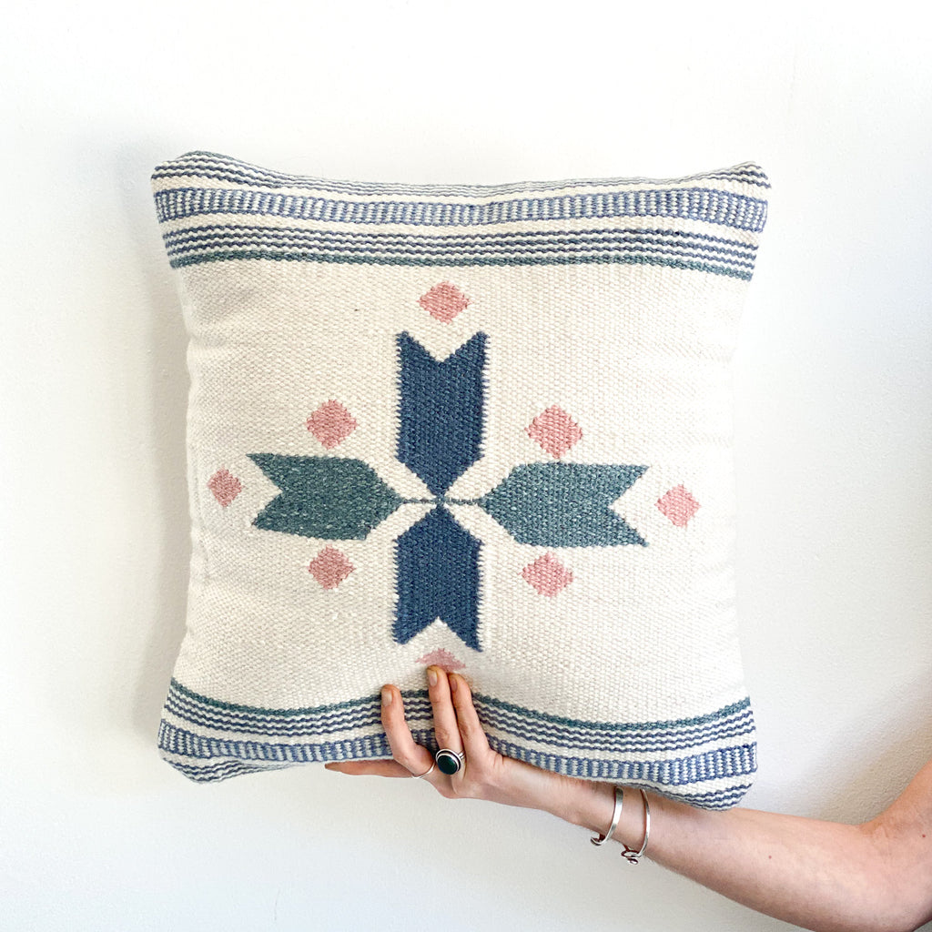 Accent Pillow: Star Cross