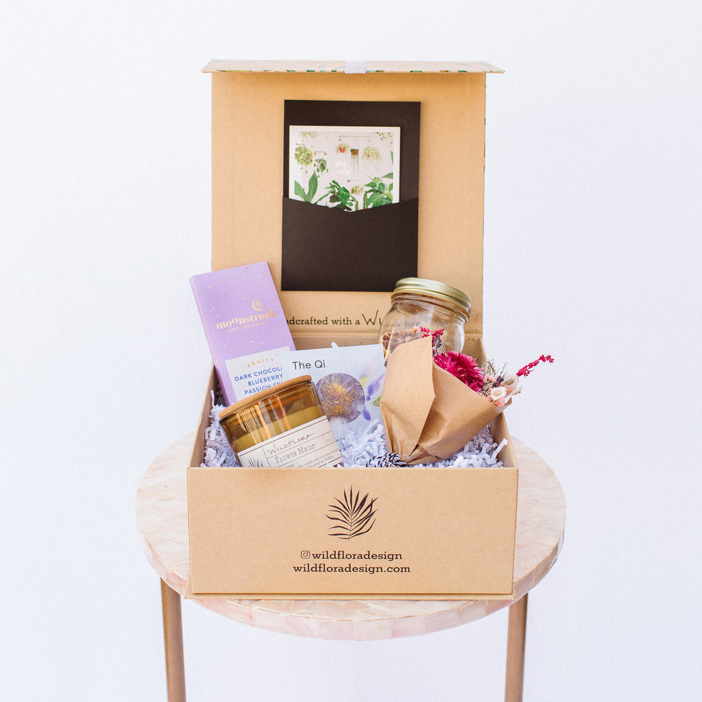 SHIPPABLE Just for Mom Gift Box