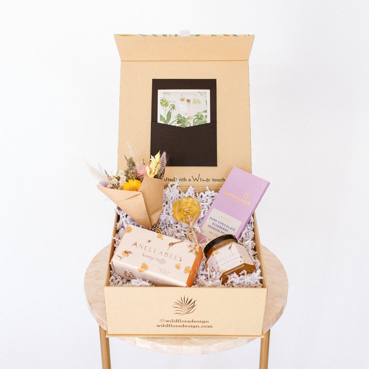 SHIPPABLE Something Sweet Gift Box