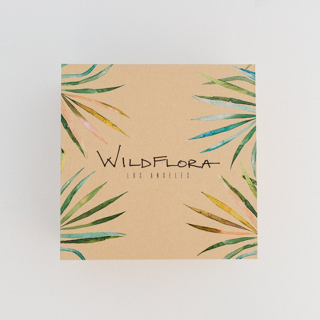 WildFlora Magnetic Closure Box À la Carte