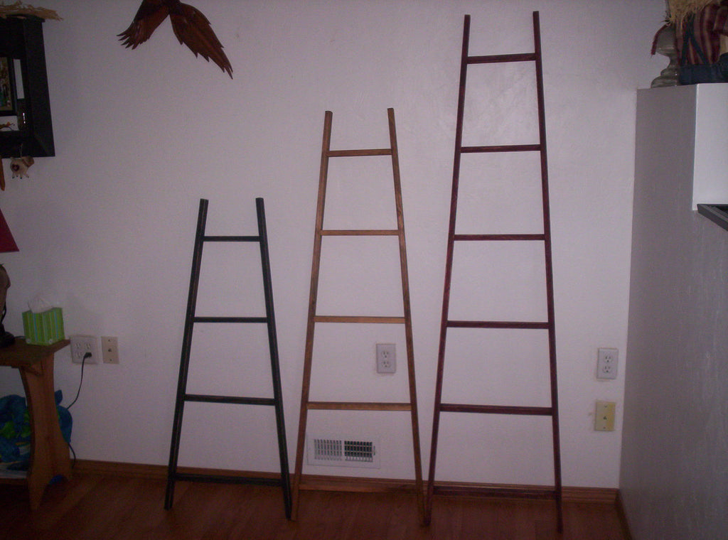 Appy Tapered 6u0027 Display And Storage Ladder