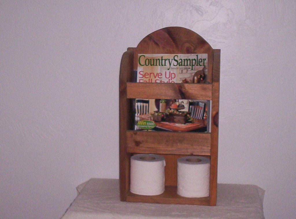 Bathroom Magazine Rack And Shelf Seneca By Design