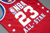 Michael Jordan 1989 Authentic All-Star Jersey