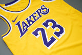 Nike Lebron James Los Angeles Lakers Icon Edition Jersey