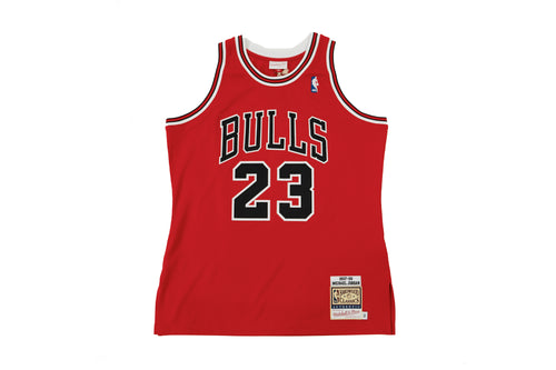 Chicago Bulls '97 Michael Jordan Road Jersey