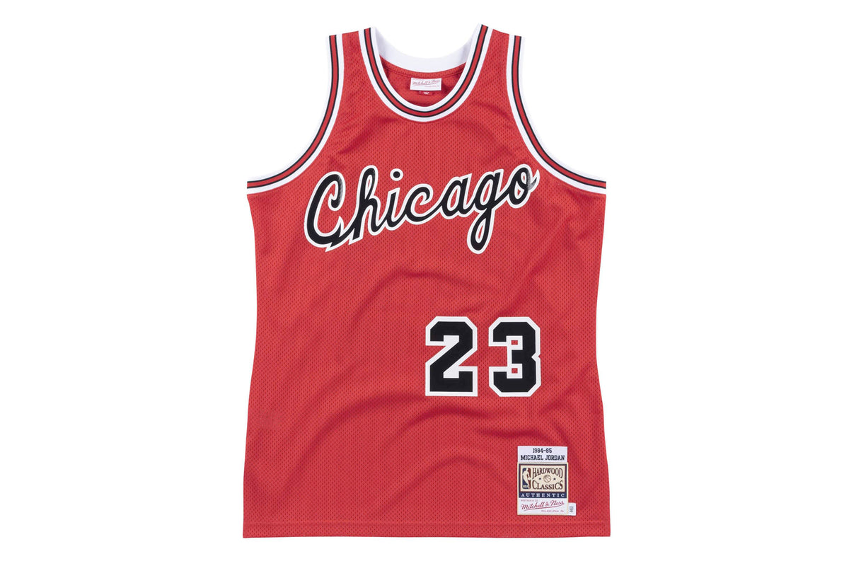 Mitchell & Ness 1984-85 Chicago Bulls Michael Jordan Authentic Throwback Jersey