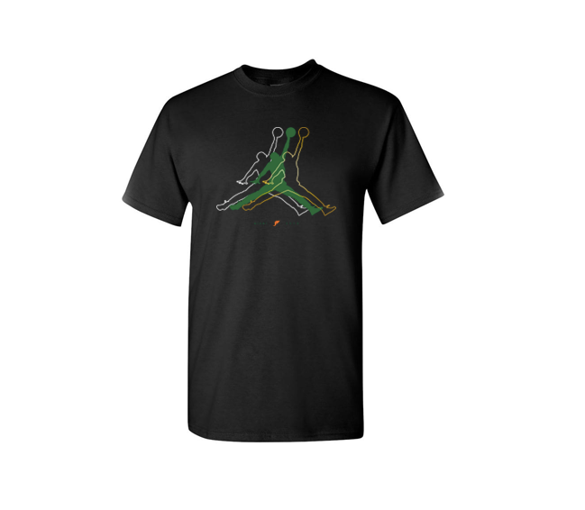 SoleFly X Jordan 3D Layer T-Shirt