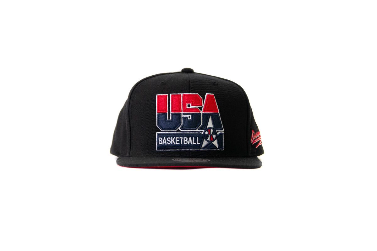 92 USA Basketball Snapback